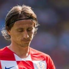 Лука Модрич по итогам сезона признан лучшим футболистов Хорватии