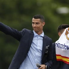 Роналду выплатит 19 млн евро налоговой службе Испании