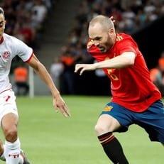 Испания обыграла Тунис в товарищеском матче