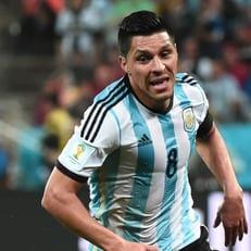 Энцо Перес заменит Лансини в сборной Аргентины