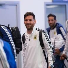 Аргентина — самая возрастная сборная на ЧМ-2018