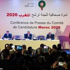 Марокко обещает ФИФА прибыль в 5 млрд долларов от ЧМ-2026