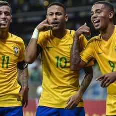 Бразилия разгромила сборную Австрии в преддверии ЧМ-2018