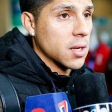 Энцо Перес прибыл в расположение сборной Аргентины