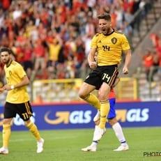 Бельгия разгромила Коста-Рику в товарищеском матче