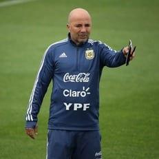 Сампаоли заранее объявил состав сборной Аргентины на матч с Исландией