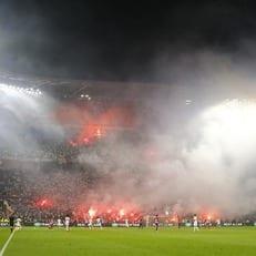 """УЕФА наказал """"Атлетико"""" за поведение фанатов в финале Лиги Европы"""