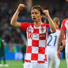 ЧМ-2018: Хорватия стала лидером в группе со сборной Аргентины