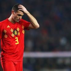 ЧМ-2018: Компани сыграет только в третьем туре, Вермален пропустит игру с Панамой