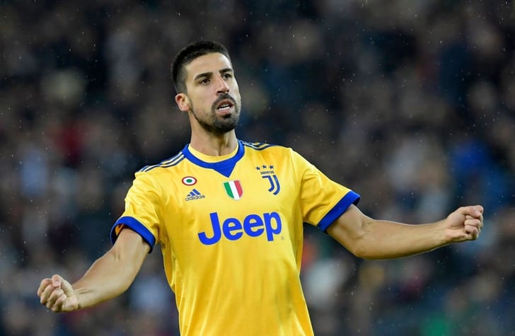 Сами Хедира, calciomercato.com