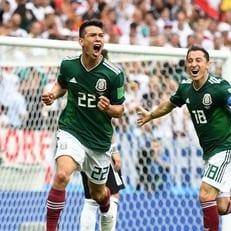 Гол Лосано в ворота Германии — лучший момент игрового дня ЧМ2018