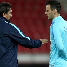 Калинич будет исключен из заявки сборной Хорватии