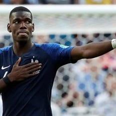 ФИФА отобрала у Погба авторство победного гола