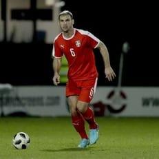 Иванович стал рекордсменом Сербии по проведенным матчам