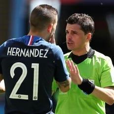 Андрес Кунья назначен главным арбитром матча Иран - Испания