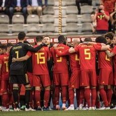 ЧМ-2018: стартовые составы на матч Бельгия - Панама