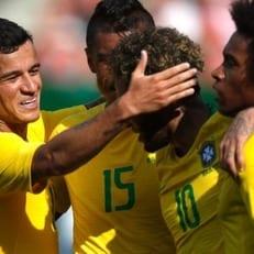 Бразилия - Швейцария: стартовые составы на матч ЧМ-2018