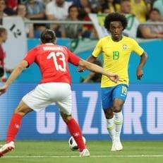 Впервые за 40 лет сборная Бразилии не победила в первом матче ЧМ