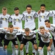 Сборная Германии впервые с 1986 года не победила в первом матче ЧМ