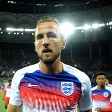Харри Кейн - лучший игрок матча Тунис - Англия