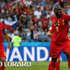 Ромелу Лукаку - лучший игрок матча Бельгия - Панама