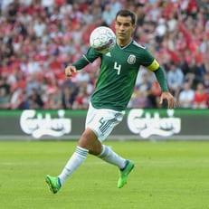 Рафаэль Маркес сыграл на пятом чемпионате мира