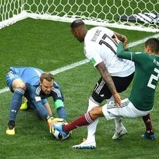 ЧМ-2018: Мексика сенсационно обыграла Германию