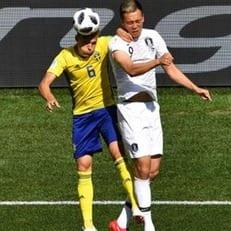 ЧМ-2018: Швеция минимально обыграла Южную Корею