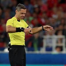 Дамир Скомина обслужит матч Колумбия - Япония
