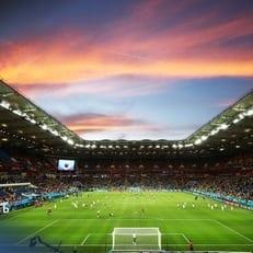 Матч Бразилия – Швейцария посетили 43 тысячи зрителей