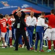 Россия выдала лучший старт в истории ЧМ среди стран-хозяек