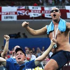 """Волгоград-Арена"" установила рекорд посещаемости на матче Тунис - Англия"