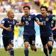 ЧМ-2018: Япония обыграла Колумбию