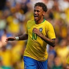 Неймар досрочно завершил тренировку сборной Бразилии