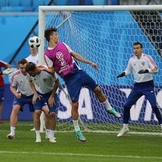 Россия - Египет: стартовые составы на матч ЧМ-2018