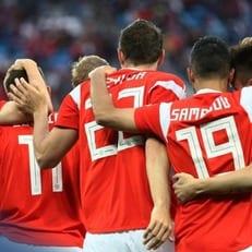 Россия - первый участник плей-офф ЧМ-2018