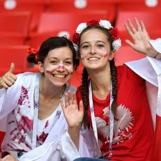 ЧМ-2018: стартовые составы сборных Польши и Сенегала