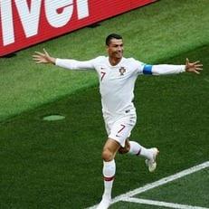 ЧМ-2018: Португалия минимально обыграла Марокко