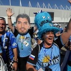 ЧМ-2018: стартовые составы Уругвая и Саудовской Аравии