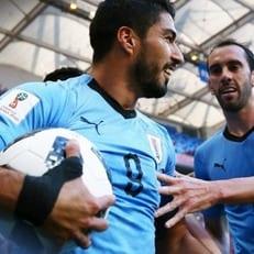 ЧМ-2018: Уругвай обыграл Саудовскую Аравию