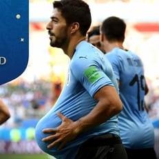 Уругвай и Россия - первые участники плей-офф ЧМ-2018