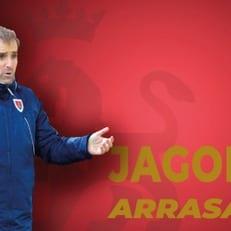 """Ягоба Аррасате – тренер """"Осасуны"""""""