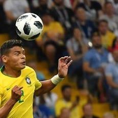 Тиаго Силва будет капитаном Бразилии в матче с Коста-Рикой