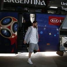ЧМ-2018: стартовые составы на матч Аргентина - Хорватия