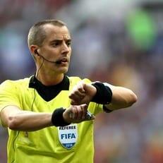 Арбитр матча Португалия - Марокко Гейгер не просил футболку у Роналду