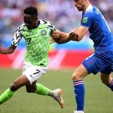 Ахмед Муса стал лучшим бомбардиром Нигерии на чемпионатах мира