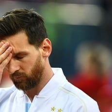 ЧМ-2018: Аргентина после двух матчей набрала одно очко