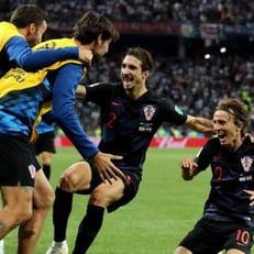 Хорватия впервые с 1998 года вышла в плей-офф ЧМ