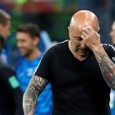 Хорхе Сампаоли не покинет сборную Аргентины до окончания ЧМ-2018