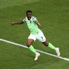 ЧМ-2018: Нигерия сохраняет шансы Аргентины на выход в плей-офф